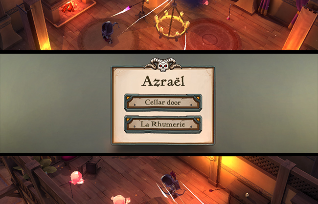 Azrael game